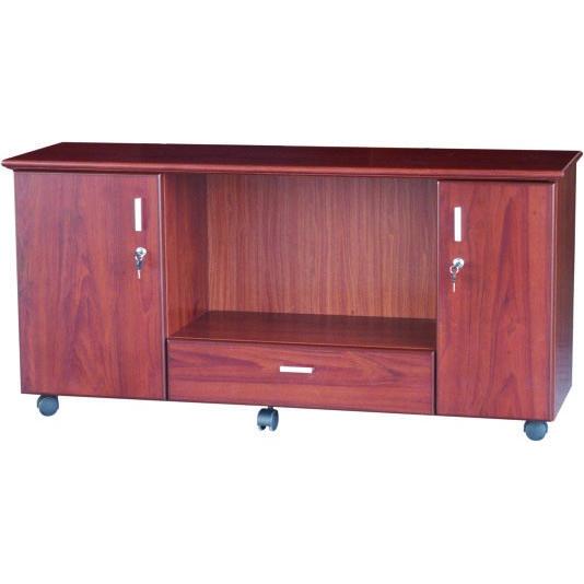 Tủ phụ gỗ sơn PU cao cấp TP04