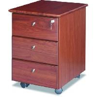 Hộc bàn gỗ sơn PU cao cấp HM3D