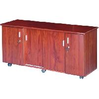 Tủ phụ gỗ sơn PU cao cấp TP05