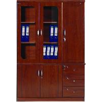 Tủ tài liệu gỗ sơn PU cao cấp DC1340H1
