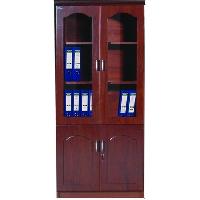 Tủ tài liệu gỗ sơn PU cao cấp DC940H1
